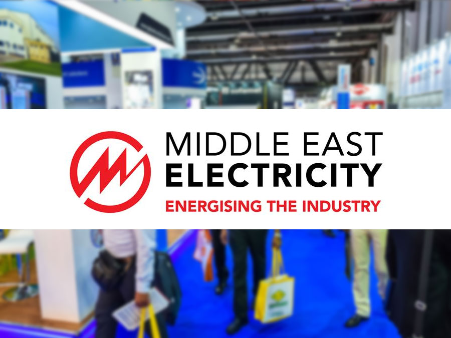 Don't miss out on the largest event of the year: Middle East Electricity