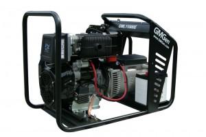 Photo of diesel genset GML11000E.