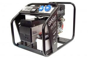 Photo of diesel genset GML5000E.