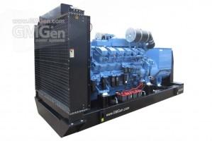 Foto di gruppo elettrogeno diesel GMM1540 HV6.3.