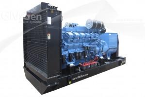 Foto di gruppo elettrogeno diesel GMM1250 HV6.3.