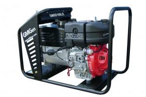 Photo of diesel welding generator GMSD180LE.