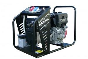 Photo of diesel welding generator GMSD210LTE.
