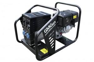 Photo of gasoline welding generator GMSH180.