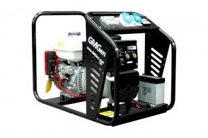 Photo of gasoline welding generator GMSH180E.