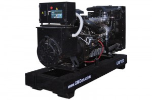 Photo of diesel genset GMP150.