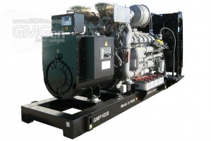 Photo of diesel genset GMP1650.