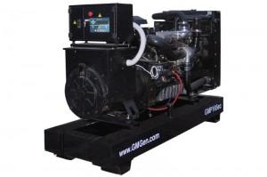 Photo of diesel genset GMP165EC.