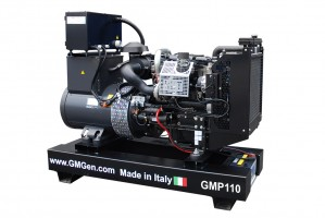 Photo of diesel genset GMP110.