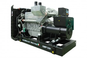 Photo of diesel genset GMP1250.
