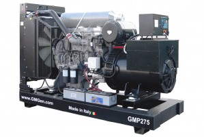 Photo of diesel genset GMP275.