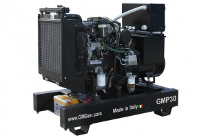 Photo of diesel genset GMP30.