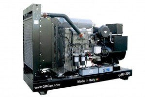 Photo of diesel genset GMP300.