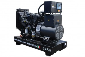 Photo of diesel genset GMP70.
