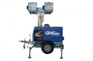 Фотография дизельной осветительной мачты GMTL P9M-H.